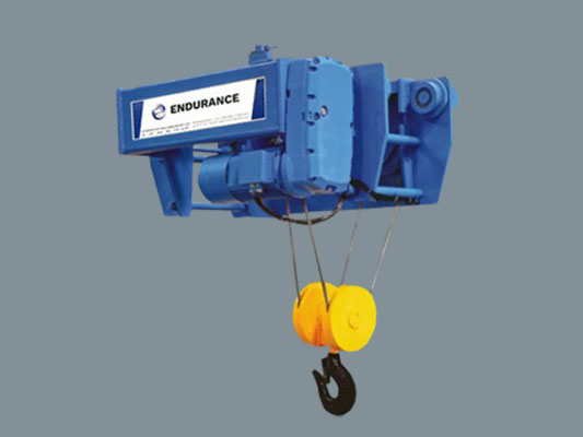 Electric Wire Rope Hoists Modular